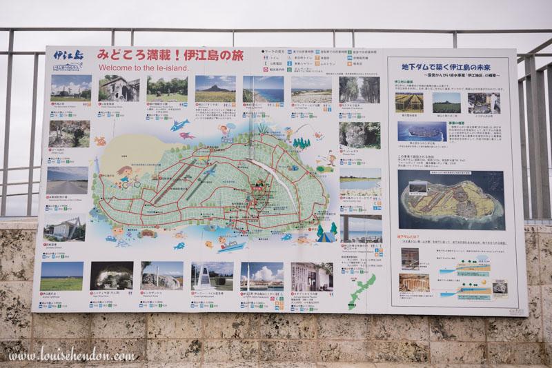 Ie Island Okinawa Japan Photos