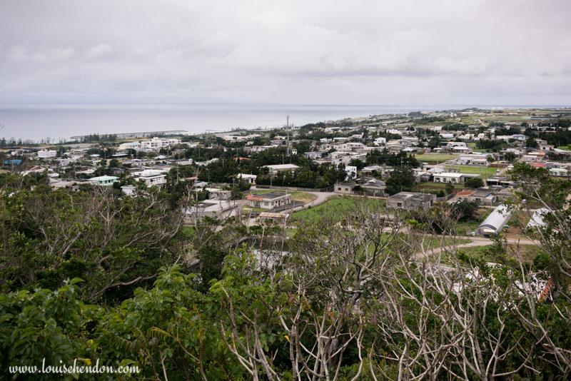 mount gusuku Ie Island Okinawa Japan Photos