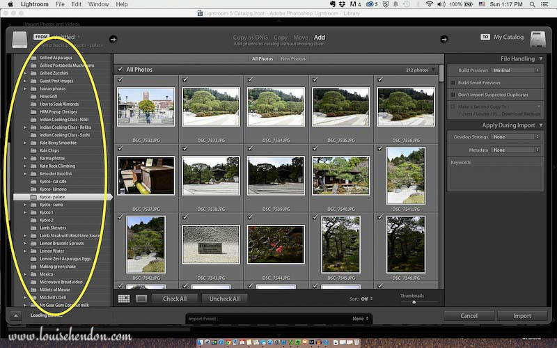 adobe photoshop lightroom tutorial photo - how to import photos into lightroom screenshot 5