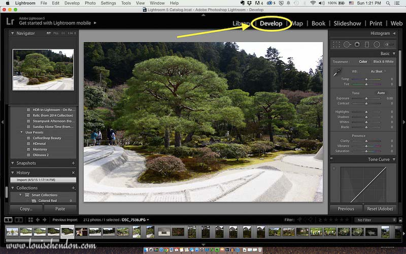 adobe photoshop lightroom tutorial photo - how to import photos into lightroom screenshot 8
