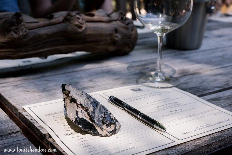 failla winery review napa california photographs