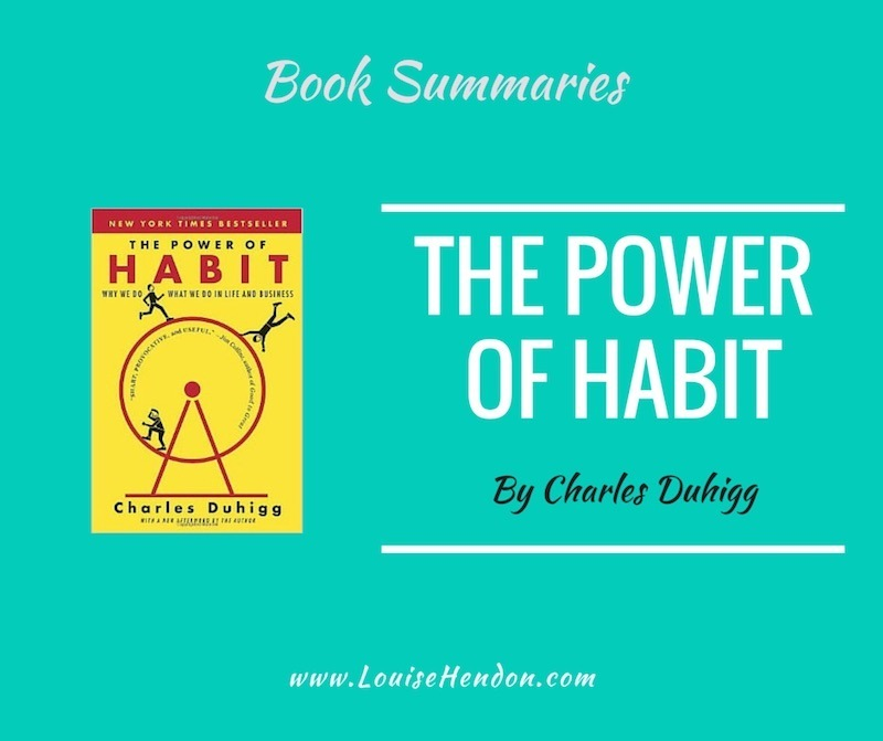 The PowerOf Habit book summary