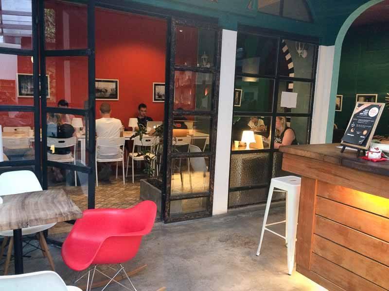 Kaweh Cafe, Chiang Mai, Thailand
