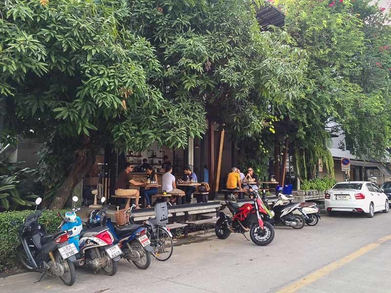 Ristr8to Labs Cafe, Chiang Mai, Thailand