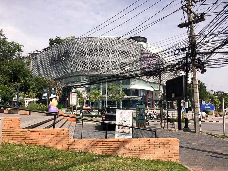 Maya Mall, Chiang Mai, Thailand