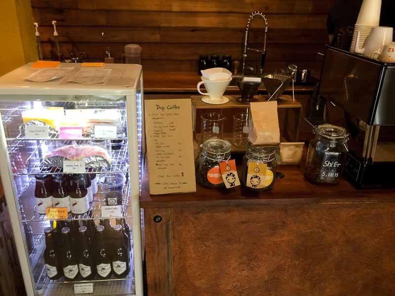 Akha Ama Cafe Chiang Mai Thailand