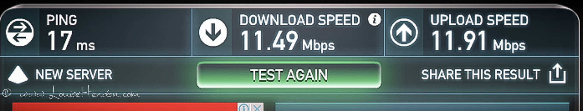 ais wifi speed at ristr8to chiang mai thailand