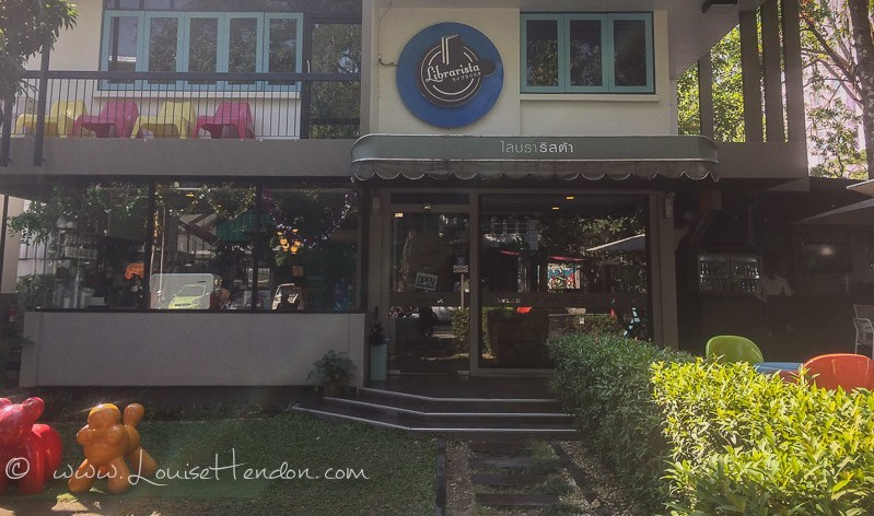 Librarista Cafe Review Chiang Mai Thailand