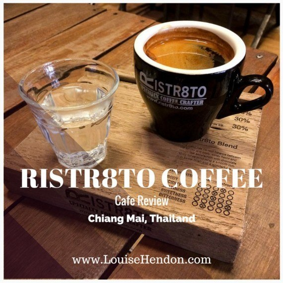 Ristr8to Cafe Review Chiang Mai
