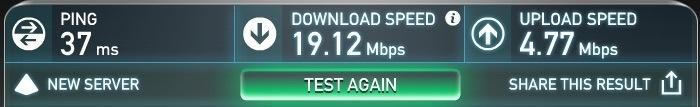 寄杯咖啡 internet speed