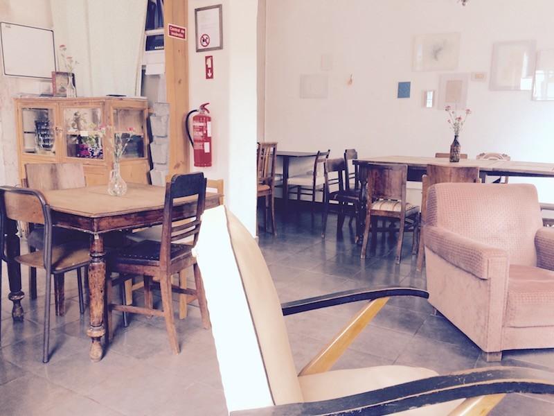 Cafe Tati Lisbon Portugal Photo