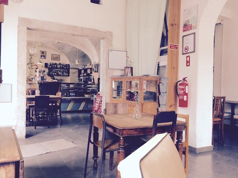Cafe Tati Lisbon Portugal