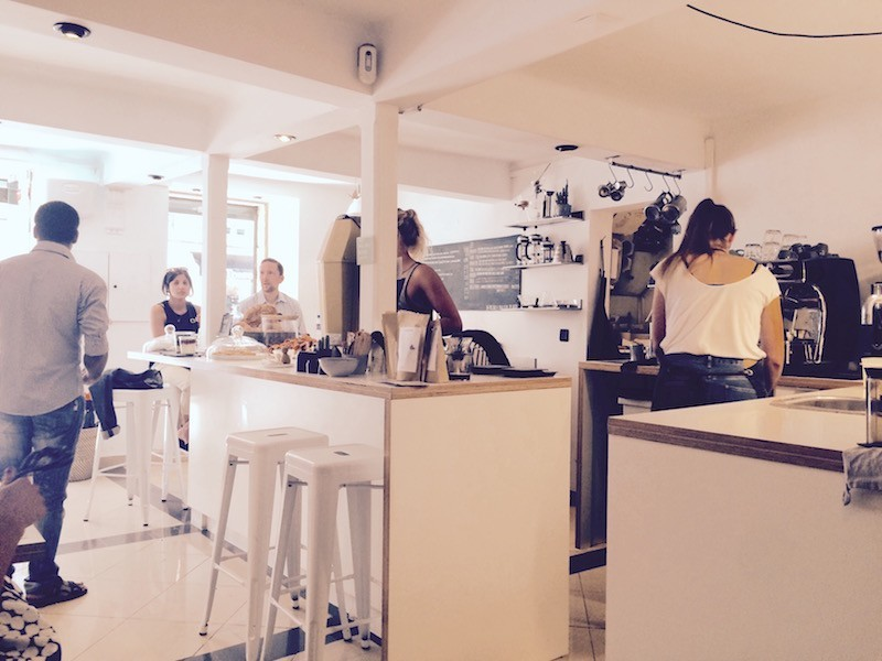 Cophenhagen coffee lab lisbon portugal