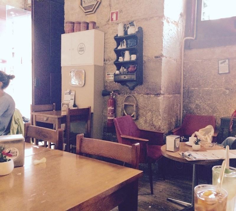 Fabrica cafe Lisbon Portugal