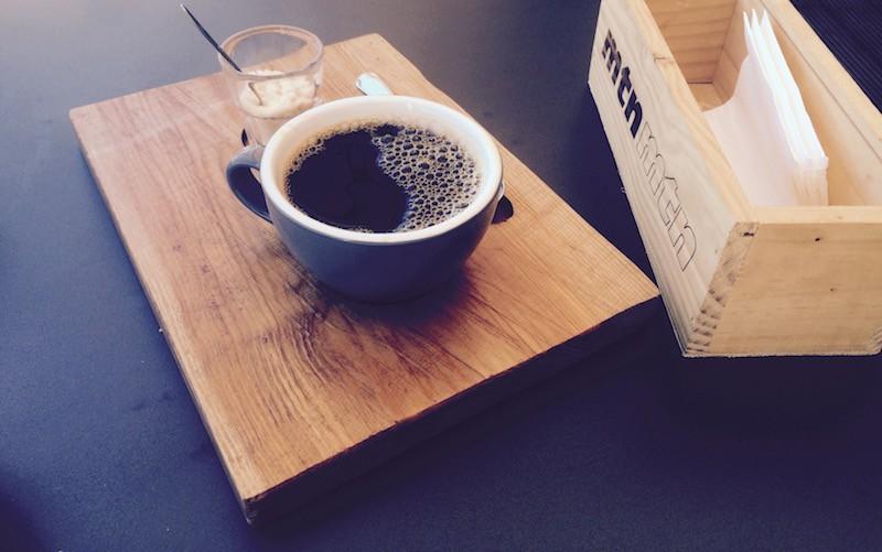 Filter Coffee at Montana Lisboa Cafe Lisbon Portugal