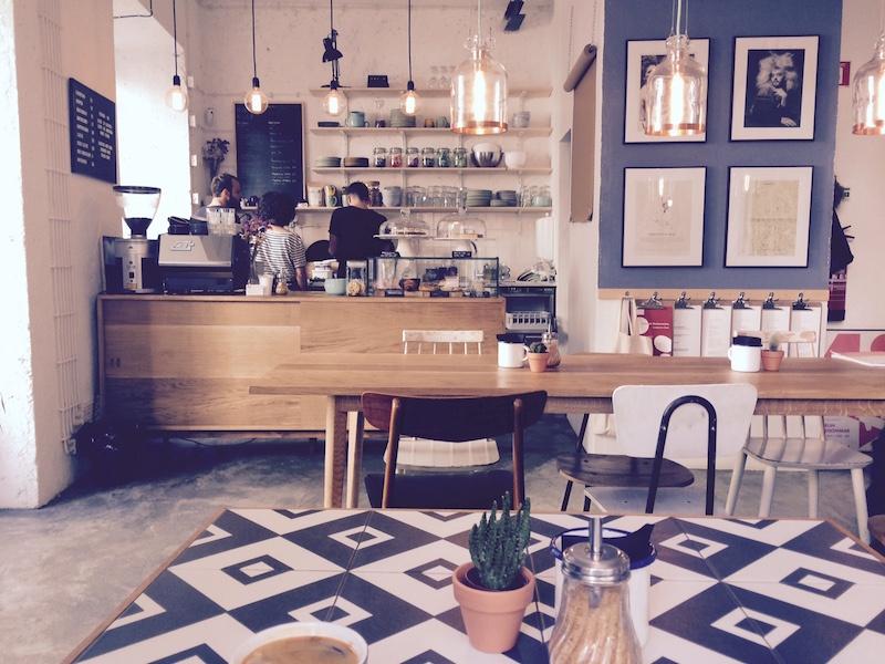 Hello Kristof Lisbon Cafe Portugal