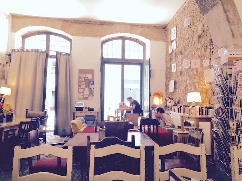 Pois Cafe Lisbon Portugal