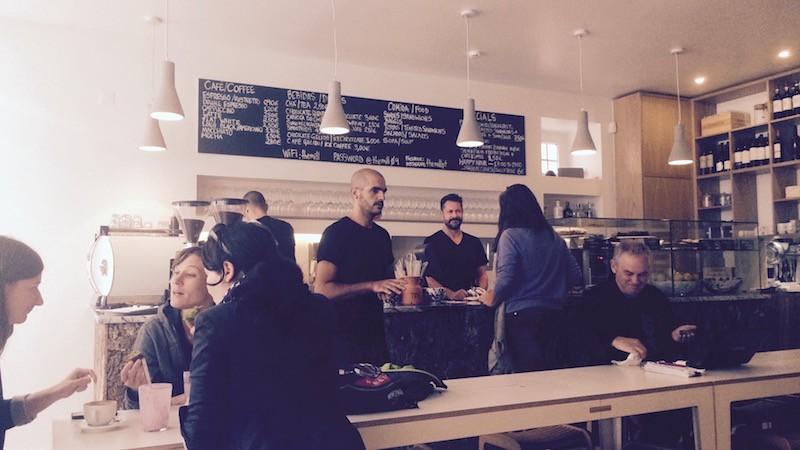 The Mill Cafe Lisboa Portugal