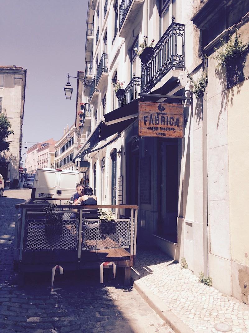 fabrica coffee roasters lisbon portugal